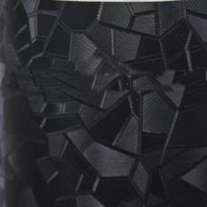 Черная пленка 4D Мозайка