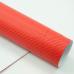 Пленка Карбон 3D Красный