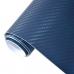 Пленка Карбон 3D Темно-Синий