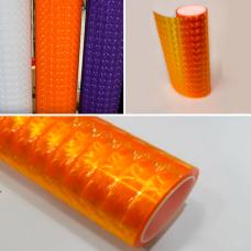 Оранжевая тонировка для задней оптики 4D
