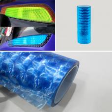 Синяя тонировка для задней оптики 4D