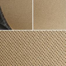 Потолочная ткань сетка бежевая